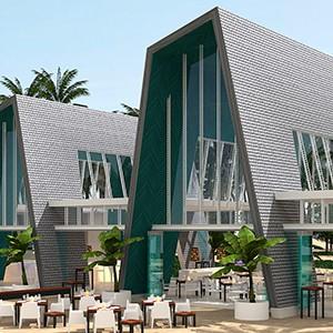 Smoked - Luxury Maldives Honeymoons - Kandima Island Resort