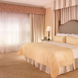 Superior Bungalow Suite - beverly hills hotel - luxury los angeles honeymoon packages