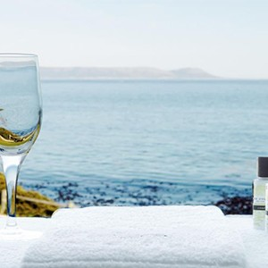 The Marine - South Africa Honeymoon Packages - Champagne