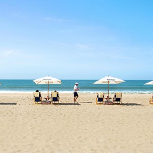 beach - Fairmont Miramar Hotel and Bungalows - luxury los angeles honeymoon packages