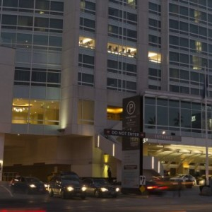 exterior 2 - Loews Hollywood Hotel - luxury los angeles honeymoon packages