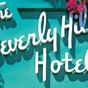 exterior 2 - beverly hills hotel - luxury los angeles honeymoon packages