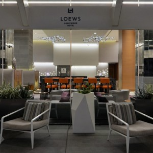 exterior 4 - Loews Hollywood Hotel - luxury los angeles honeymoon packages