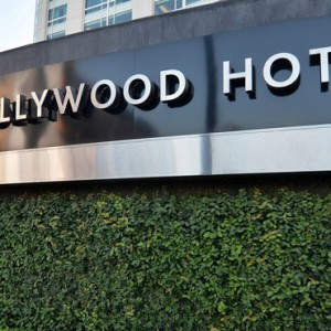 exterior - Loews Hollywood Hotel - luxury los angeles honeymoon packages