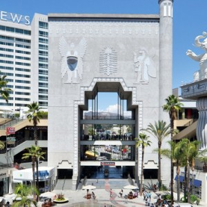 hollywood - Loews Hollywood Hotel - luxury los angeles honeymoon packages