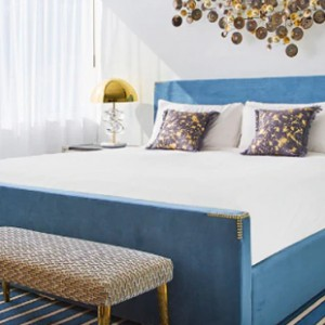 Los Angeles Honeymoon Packages Andaz West Hollywood Andaz Red Suite