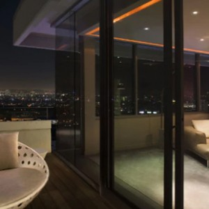 Los Angeles Honeymoon Packages Andaz West Hollywood Penthouse Suite
