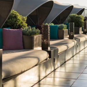 Los Angeles Honeymoon Packages Andaz West Hollywood Cabana 5