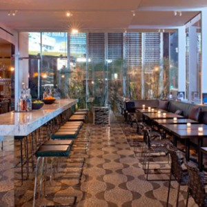 Los Angeles Honeymoon Packages Andaz West Hollywood Dining