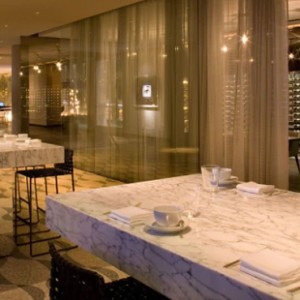 Los Angeles Honeymoon Packages Andaz West Hollywood Dining 2