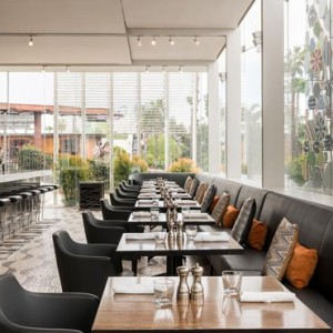 Los Angeles Honeymoon Packages Andaz West Hollywood Dining 6