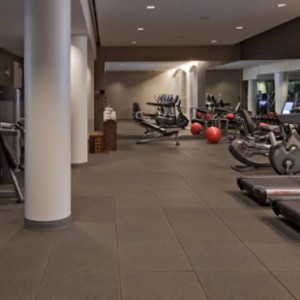 Los Angeles Honeymoon Packages Andaz West Hollywood Gym