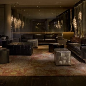 Los Angeles Honeymoon Packages Andaz West Hollywood Lobby