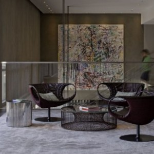Los Angeles Honeymoon Packages Andaz West Hollywood Lobby 3
