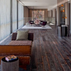 Los Angeles Honeymoon Packages Andaz West Hollywood Mezz Lounge