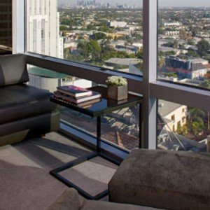 Los Angeles Honeymoon Packages Andaz West Hollywood Rooms