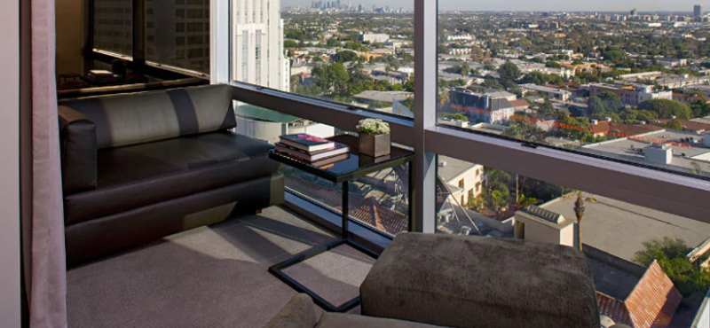 Andaz Hotel West Hollywood Rooms
