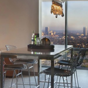 Los Angeles Honeymoon Packages Andaz West Hollywood Suite