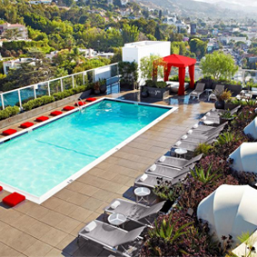 Los Angeles Honeymoon Packages Andaz West Hollywood Thumbnail