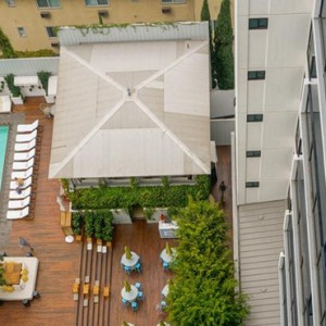 Los Angeles Honeymoon Packages Mondrian Los Angeles Exterior
