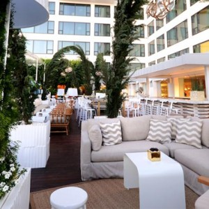 Los Angeles Honeymoon Packages Mondrian Los Angeles Dining
