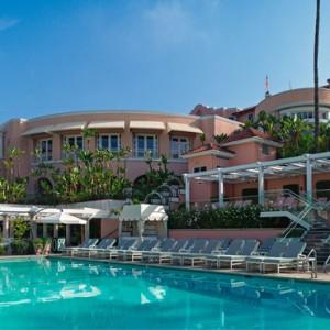 pool 2- beverly hills hotel - luxury los angeles honeymoon packages