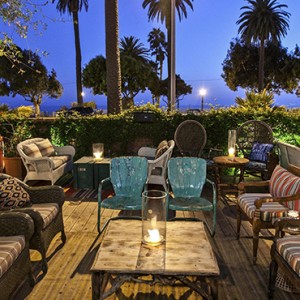 restaurant5 - Fairmont Miramar Hotel and Bungalows - luxury los angeles honeymoon packages