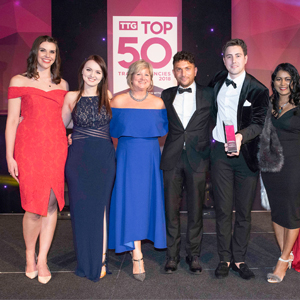 ttg top 50 winners - luxury honeymoon agency