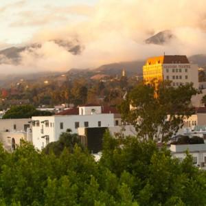 views 3 - Kimpton canary Hotel Santa Barbra - Luxury Los Angeles Honeymoon Packages