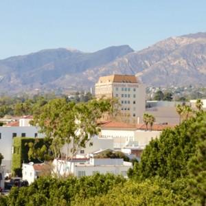 views - Kimpton canary Hotel Santa Barbra - Luxury Los Angeles Honeymoon Packages