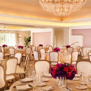 wedding 3 - beverly hills hotel - luxury los angeles honeymoon packages