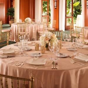 wedding 7 - beverly hills hotel - luxury los angeles honeymoon packages