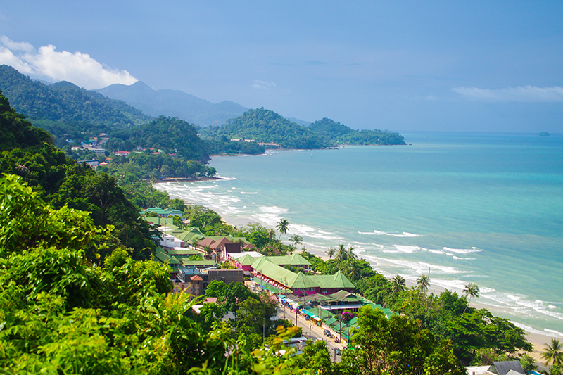 how to get from bangkok to koh chang island