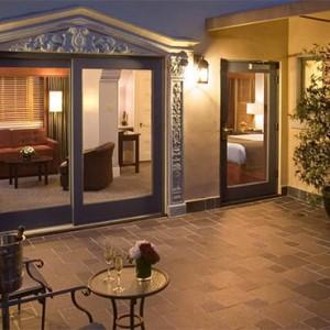 Handlery Union Square Hotel San Francisco Honeymoons Rooftop