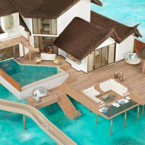 Maldives Honeymoon Packages Jumeirah Vittaveli Maldives Private Ocean Retreat With Slide