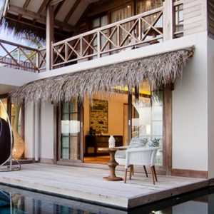 Maldives Honeymoon Packages Jumeirah Vittaveli Maldives Two Bedroom Beach Suite With Pool
