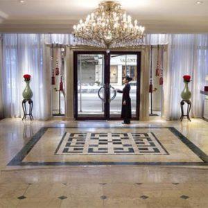 Sofitel Legend Metropole Hanoi Vietnam Honeymoon Entrance