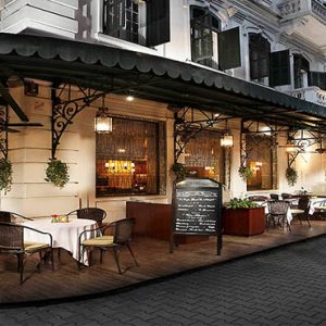 Sofitel Legend Metropole Hanoi Vietnam Honeymoon Exterior.