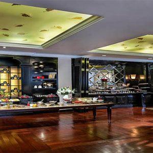 Sofitel Legend Metropole Hanoi Vietnam Honeymoon Le Beaulieu Restaurant
