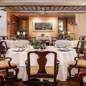 Sofitel Legend Metropole Hanoi Vietnam Honeymoon Spices Garden Restaurant