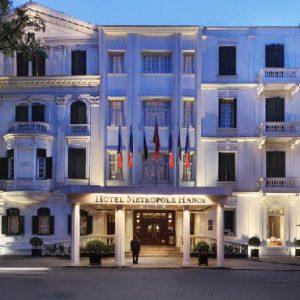 Vietnam Honeymoon Packages Sofitel Legend Metripole Hanoi Exterior