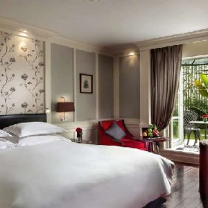 Vietnam Honeymoon Packages Sofitel Legend Metripole Hanoi Premium Room