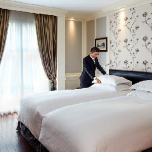 Vietnam Honeymoon Packages Sofitel Legend Metripole Hanoi Premium Room1