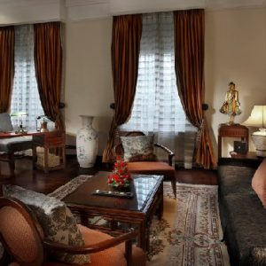 Vietnam Honeymoon Packages Sofitel Legend Metripole Hanoi Somerset Maugham Suite1