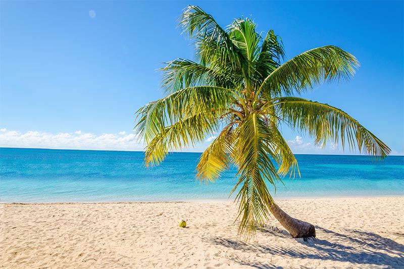 Where Is St Lucia Island Located