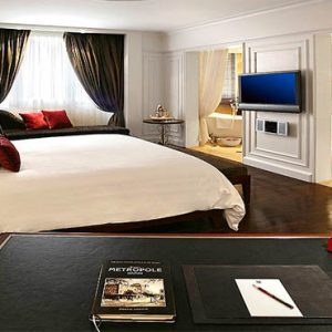 Opera Wing, Grand Premium Room With Club Metropole Benefits, 1 King Size Bed