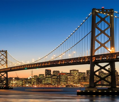 a picture of San Francisco