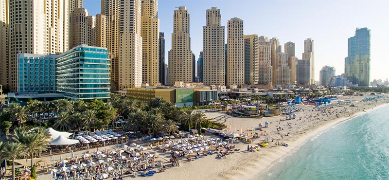 Golden Sands Hotel Dubai To Jumeriah Beach