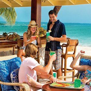Jamaica Honeymoon Packages Sandals Negril Bar