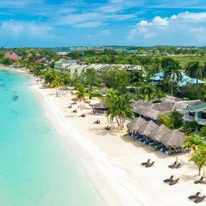 Jamaica Honeymoon Packages Sandals Negril Beach
